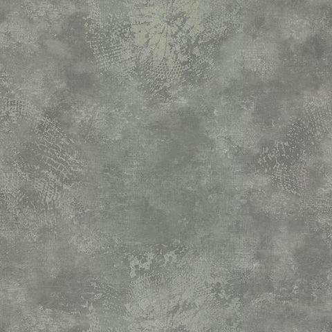 Relic Wallpaper in Charcoal from the Urban Oasis Collection by York Wallcoverings