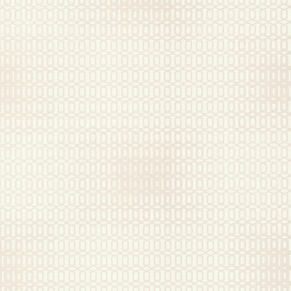 Rhona Beige Geometric Wallpaper from the Venue Collection by Brewster Home Fashions