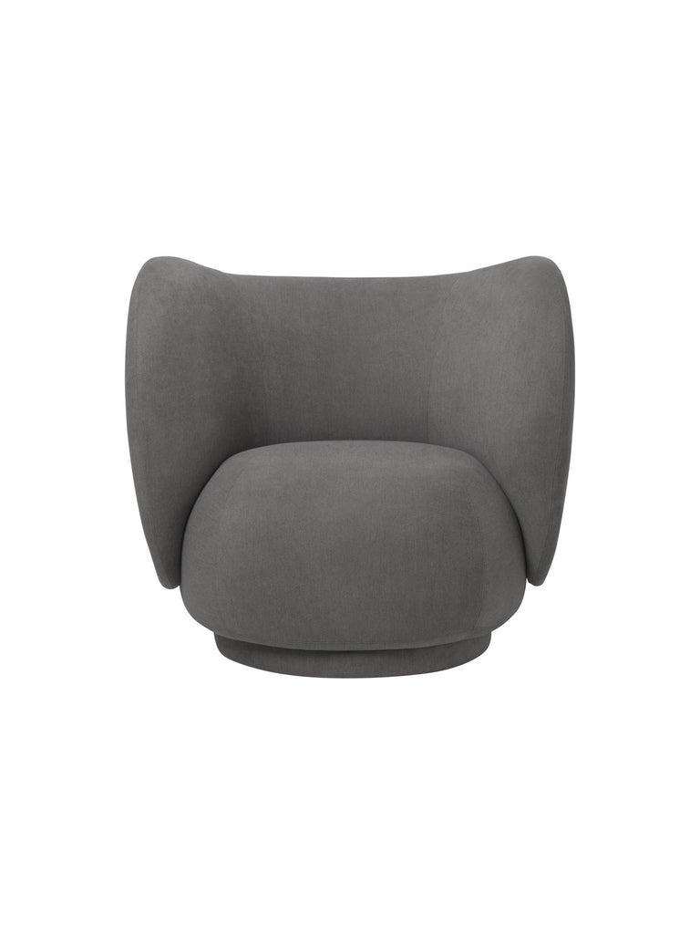 Rico Lounge Chair in Various Colors by Ferm Living