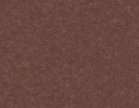 Roma Leather Wallpaper in Rawhide from the Texture Gallery Collection by Seabrook Wallcoverings