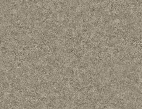 Roma Leather Wallpaper in Smokey from the Texture Gallery Collection by Seabrook Wallcoverings