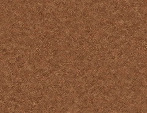 Roma Leather Wallpaper in Tawny from the Texture Gallery Collection by Seabrook Wallcoverings