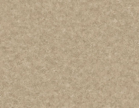 Roma Leather Wallpaper in Walnut from the Texture Gallery Collection by Seabrook Wallcoverings