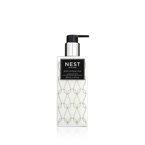 Rose Noir & Oud Hand Lotion by Nest Fragrances