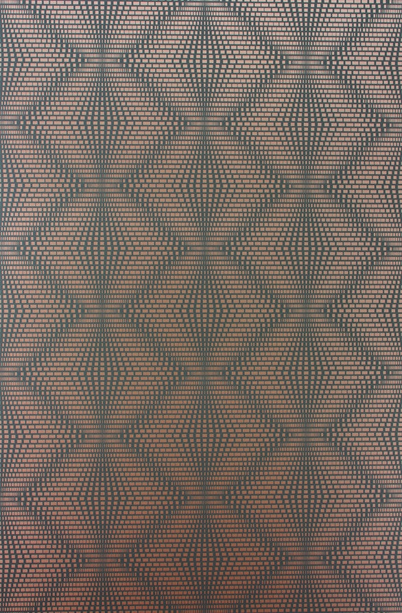 Ruhlmann Wallpaper in Cappuccino and Copper from the Fantasque ...