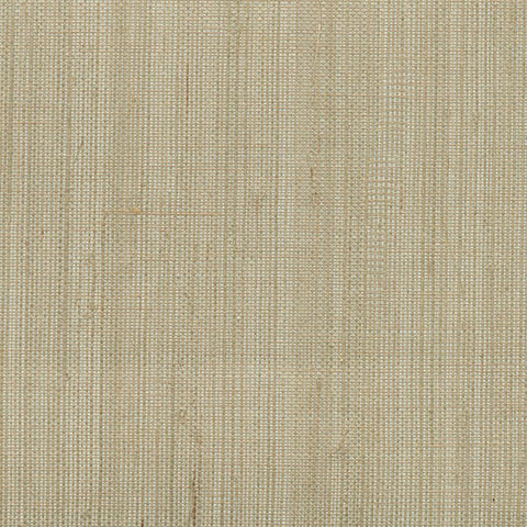 Ruslan Grey Grasscloth Wallpaper from the Jade Collection by Brewster Home Fashions