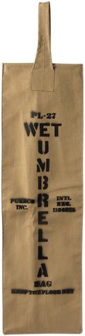 Rubberized Fabric Umbrella Bag design by Puebco