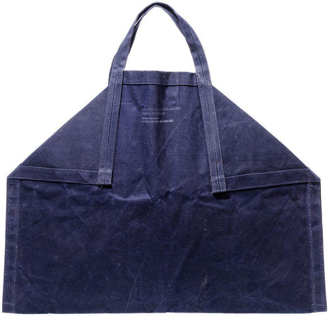 Navy Blue Firewood Carrier design by Puebco