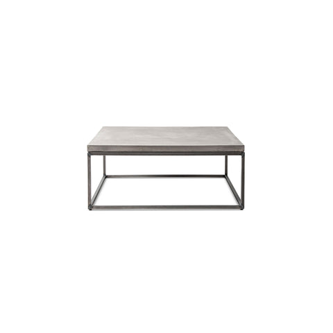 Perspective - Square Coffee Table - L by Lyon Béton