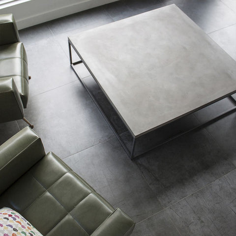 Perspective - Square Coffee Table - Xl by Lyon Béton