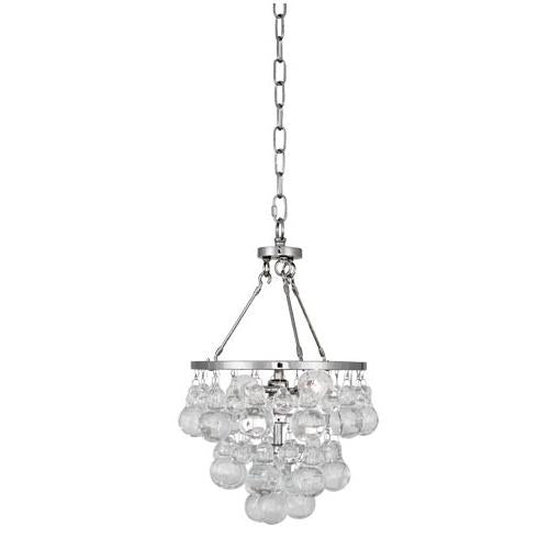 Bling Small Chandelier by Robert Abbey