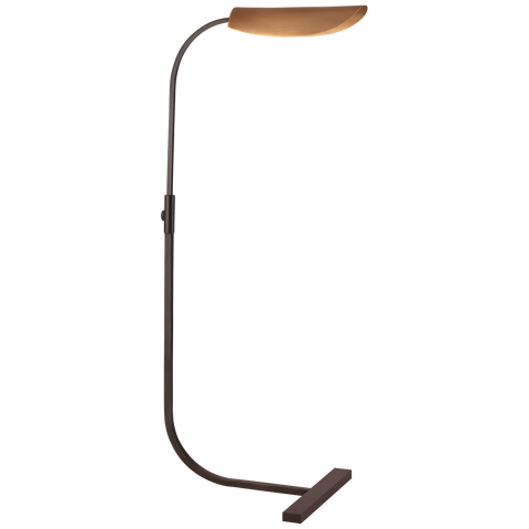 Lola Medium Pharmacy Floor Lamp by Ian K. Fowler