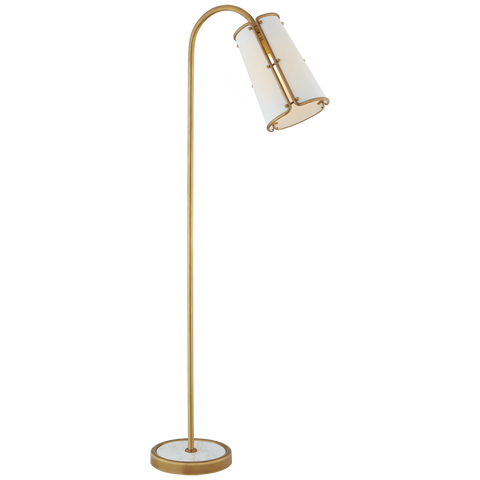 Hastings Medium Floor Lamp by Carrier and Company