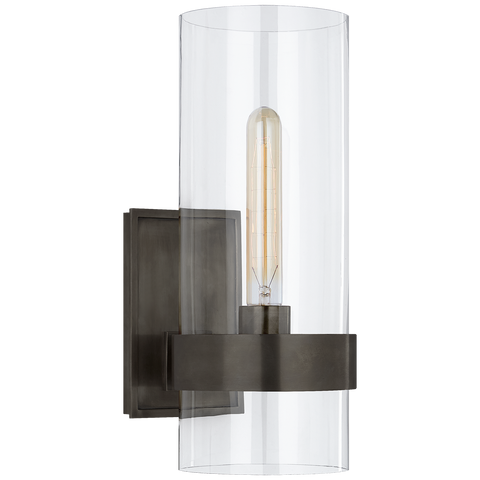 Presidio Small Sconce by Ian K. Fowler