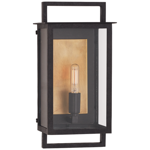 Halle Small Wall Lantern by Ian K. Fowler