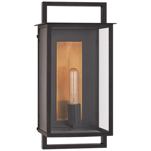 Halle Medium Wall Lantern by Ian K. Fowler