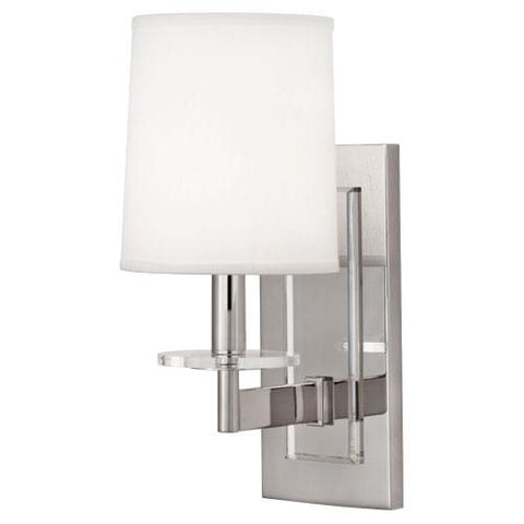 Alice Hi-Lo Rocker Single Sconce by Robert Abbey