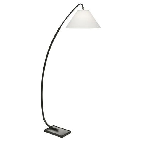 Curtis Floor Lamp by Robert Abbey