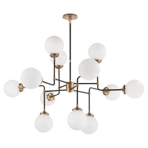 Bistro Medium Chandelier by Ian K. Fowler