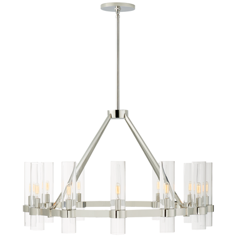 Presidio Medium Chandelier by Ian K. Fowler