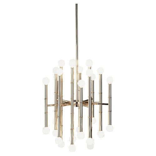 Jonathan Adler Collection Light Chandelier design by Robert Abbey