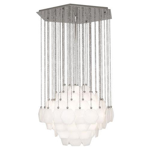 Vienna Large Chandelier by Jonathan Adler for Robert Abbey