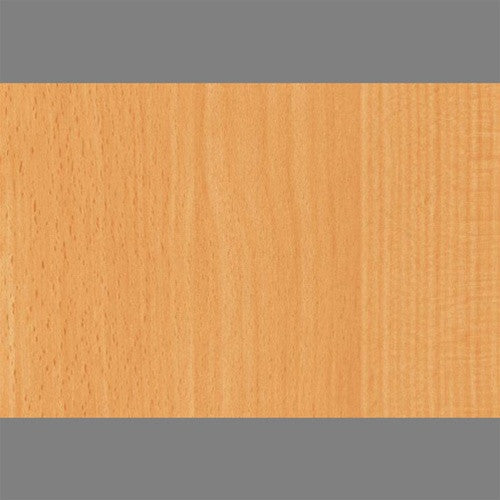 Sample Beech Self-Adhesive Wood Grain Contact Wallpaper by Burke Decor