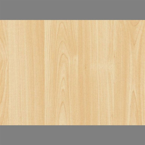 Sample Maple Self-Adhesive Wood Grain Contact Wallpaper by Burke Decor