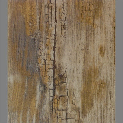 Sample Rustic Self-Adhesive Wood Grain Contact Wallpaper by Burke Decor