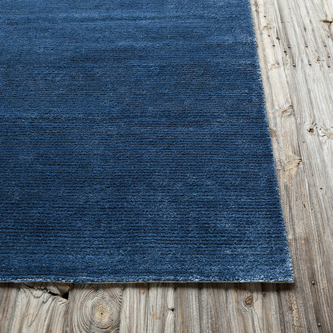 Sara Collection Hand-Woven Area Rug in Blue design by Chandra rugs