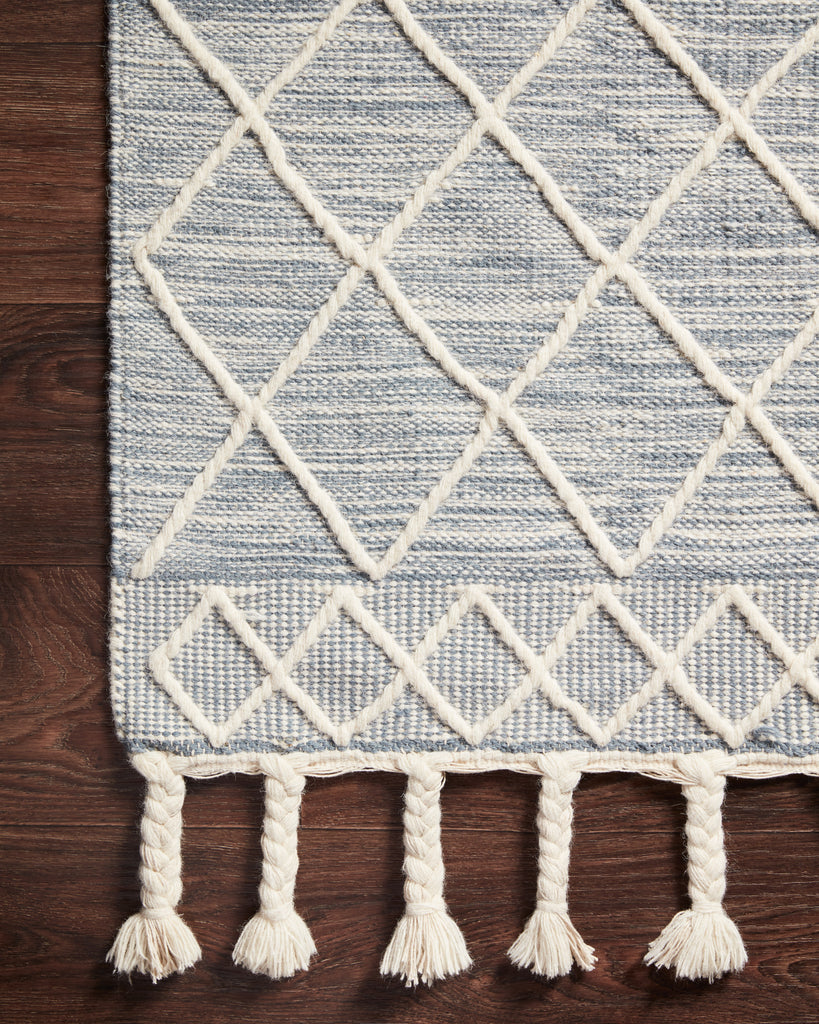 Sawyer Rug in Teal by Loloi II