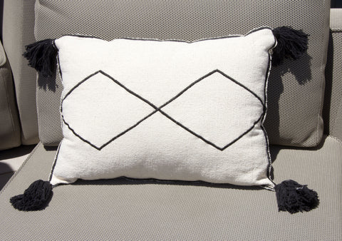 Bereber Cushion design by Lorena Canals