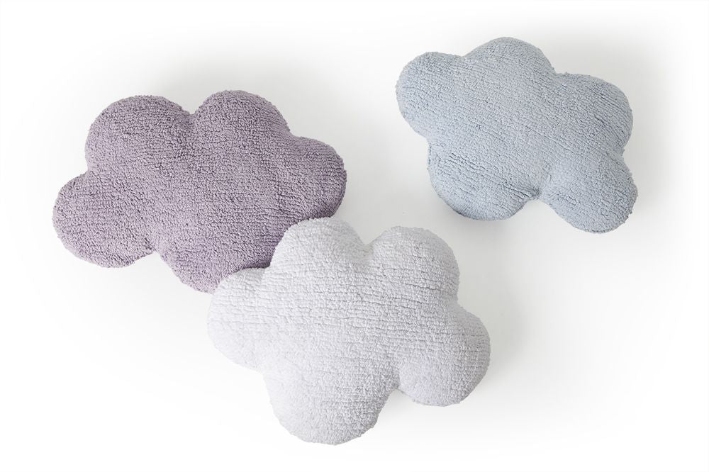 Cloud Cushion in Blue design by Lorena Canals