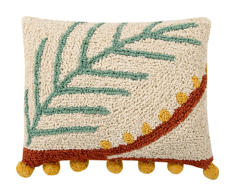 Palm Cushion design by Lorena Canals