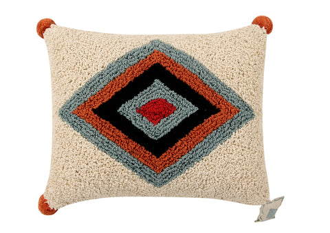 Rhombus Cushion design by Lorena Canals