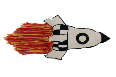 Rocket Cushion design by Lorena Canals