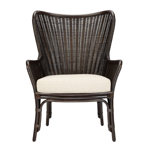 Sheridan Wing Chair in Various Colors design by Selamat