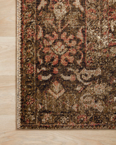 Sebastian Rug in Rust / Tobacco by Loloi
