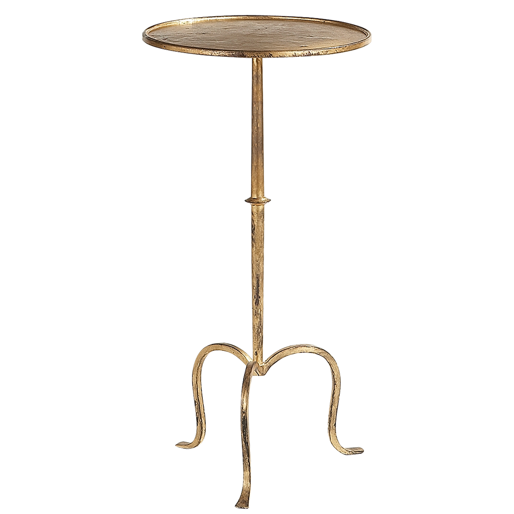 Hand-Forged Martini Table by Studio VC