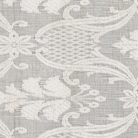 Shenaz Collection Hand-Woven Area Rug in Ivory