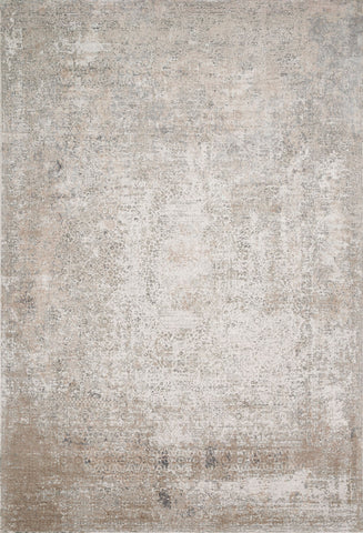 Sienne Rug in Ivory & Pebble by Loloi