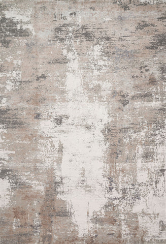 Sienne Rug in Ivory & Sand by Loloi