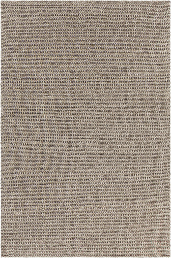 Sinatra Collection Hand-Tufted Area Rug in Brown & Cream design by Chandra rugs