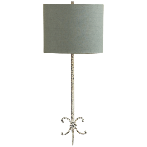 Roswell Sconce by Suzanne Kasler
