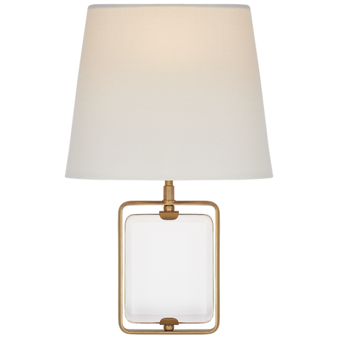 Henri Framed Jewel Sconce by Suzanne Kasler