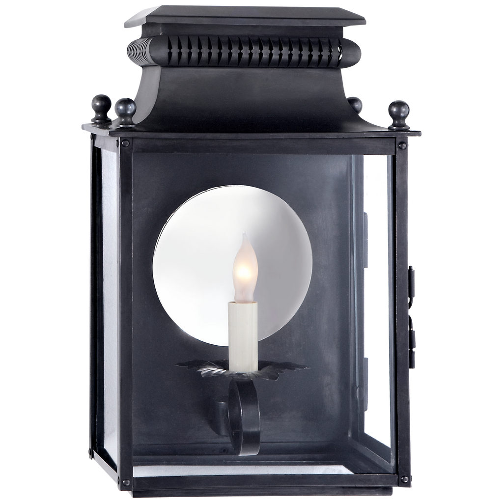Honore Small 3/4 Sconce by Suzanne Kasler
