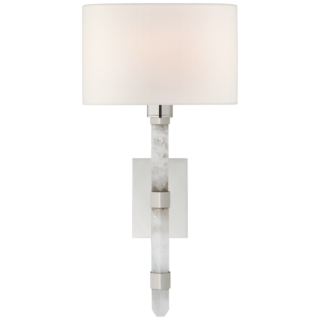 Adaline Small Tail Sconce by Suzanne Kasler