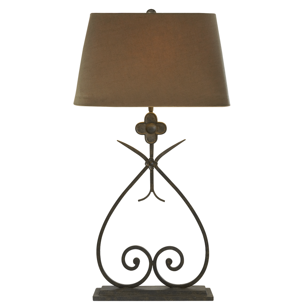 Harper Table Lamp by Suzanne Kasler
