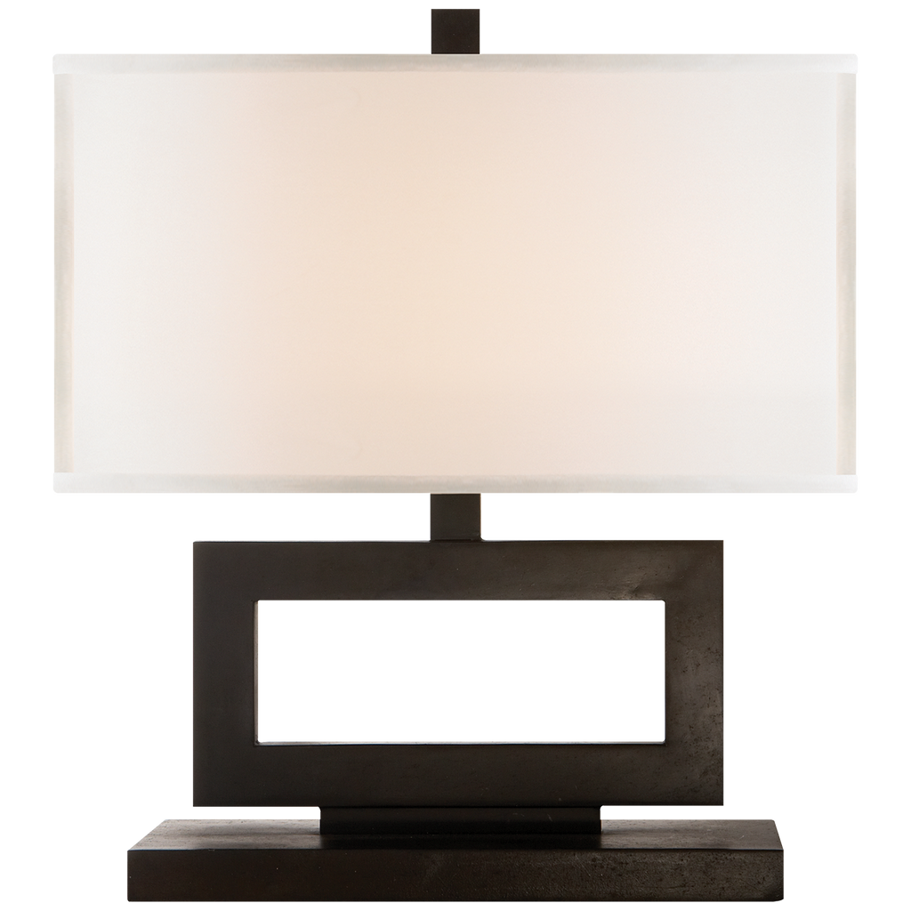 Mod Low Table Lamp by Suzanne Kasler