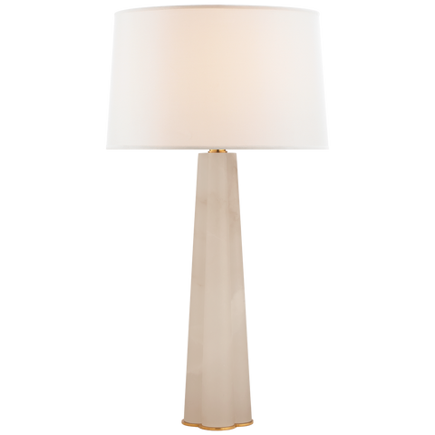 Adeline Large Quatrefoil Table Lamp by Suzanne Kasler
